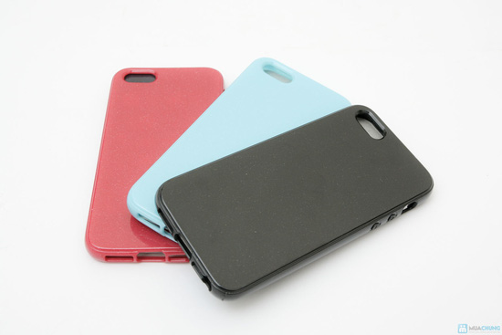 Ốp lưng Silicon cao cấp cho iPhone 5 - 5