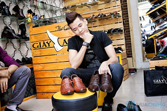 Phiếu mua Giày tăng chiều cao cho nam - Chỉ 100.000 được phiếu 1.000.000đ - 1