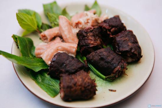 Set ăn lợn mán tại Tam đa Quán - 5