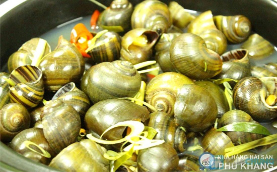 Buffet trưa tại NH hải sản Phú Khang - Chỉ 99.000đ/ 01 người - 21