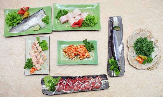 Buffet tại Nhà hàng Oishi - 23
