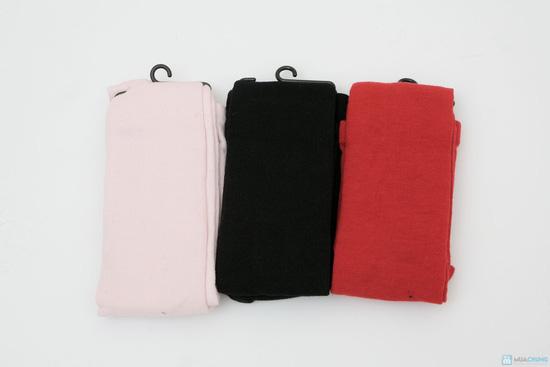 Combo 3 Quần tất len cho bé từ 4-10 tuổi - 1