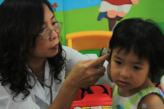 Gói chăm sóc sức khỏe Tai - Mũi - Họng cho bé tại Phòng khám nhi BEECLINICS - Chỉ với 199.000đ - 1