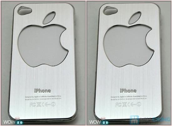 Vỏ iPhone 4/4S đèn Led WOW Case, cực cool cực sành điệu - Chỉ 190.000đ/01 Chiếc - 1