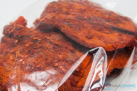 Khô bò miếng Châu Đốc - thương hiệu Sáu Bảnh - Chỉ 130.000đ/01 hộp - 4