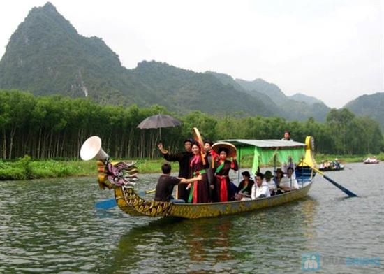 Vãn cảnh chùa Hương, cầu bình an cho năm mới. Tour đi về trong ngày. Chỉ 370.000đ/người - 14