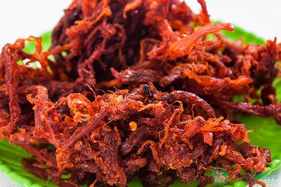 Khô bò sợi Châu Đốc thơm ngon - Chỉ 130.000đ/01 hộp - 3