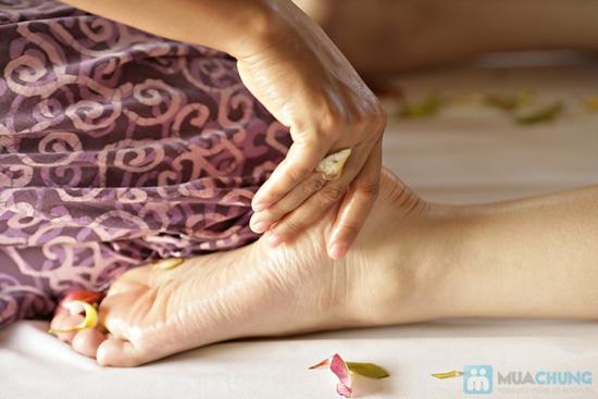 Gói Foot Massage + Đá nóng tại La Santé Spa - 2