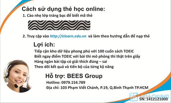 Thẻ học Toeic Online - Chỉ 99.000đ - 2
