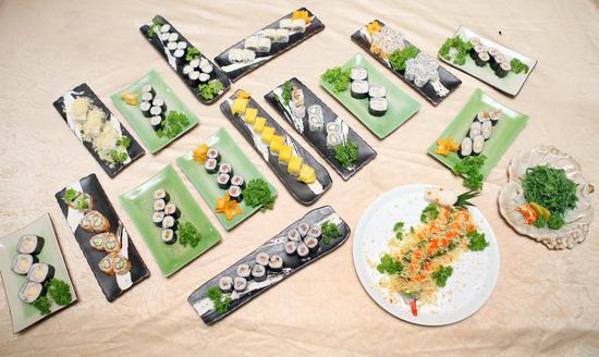 Buffet tại Nhà hàng Oishi - 22