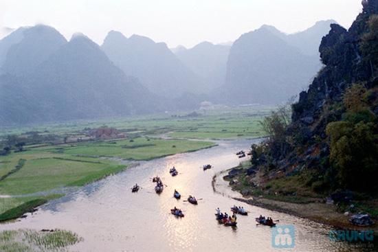 Vãn cảnh chùa Hương, cầu bình an cho năm mới. Tour đi về trong ngày. Chỉ 370.000đ/người - 5