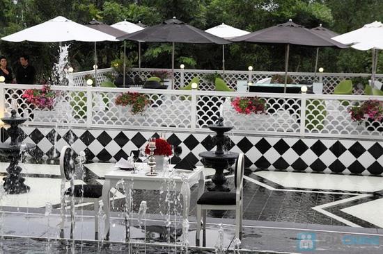 Khaisilk -Tajmasago Castle Cafe Terrace - Chỉ 60.000đ được phiếu trị giá 110.000đ - 10
