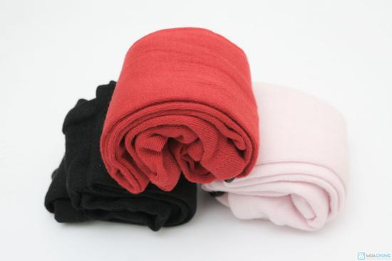 Combo 3 Quần tất len cho bé từ 4-10 tuổi - 2