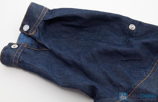 Đầm giả jeans cho bé gái - Chỉ 79.000đ - 8