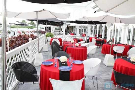 Khaisilk -Tajmasago Castle Cafe Terrace - Chỉ 60.000đ được phiếu trị giá 110.000đ - 9