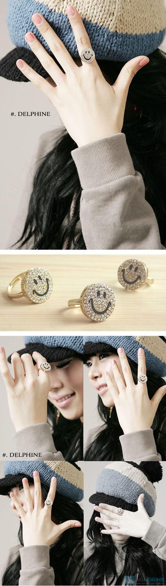Vòng đeo tay và nhẫn mặt cười - Làm nổi bật cổ tay trắng ngà bạn gái - Chỉ 73.000đ/ 01 combo - 9