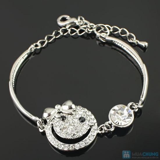Vòng đeo tay và nhẫn mặt cười - Làm nổi bật cổ tay trắng ngà bạn gái - Chỉ 73.000đ/ 01 combo - 6