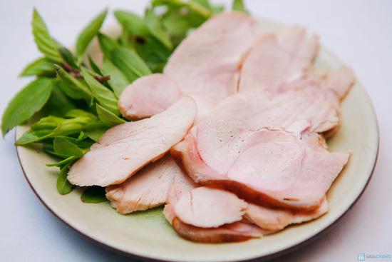 Set ăn lợn mán tại Tam đa Quán - 8