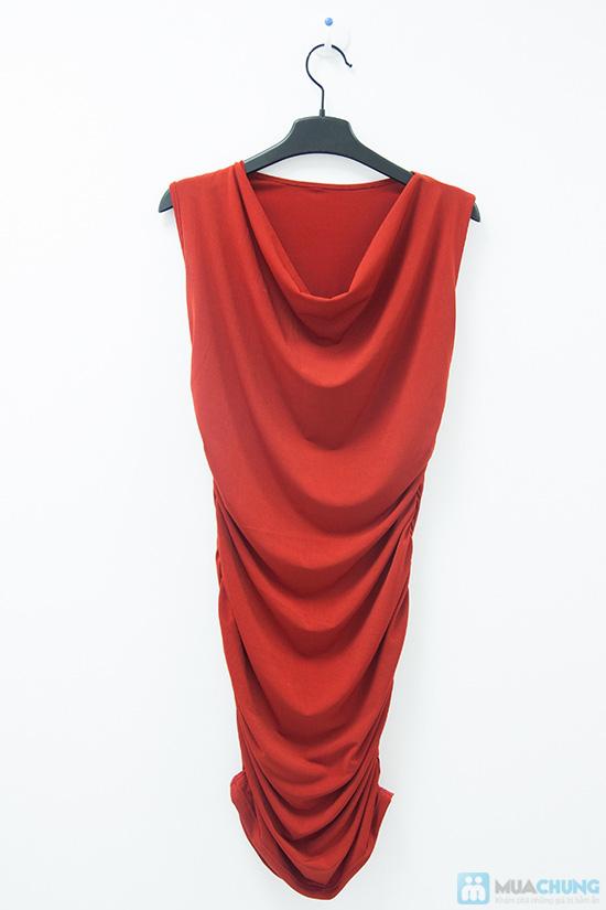 Đầm cổ đổ Apricot - Chỉ 135.000đ - 1