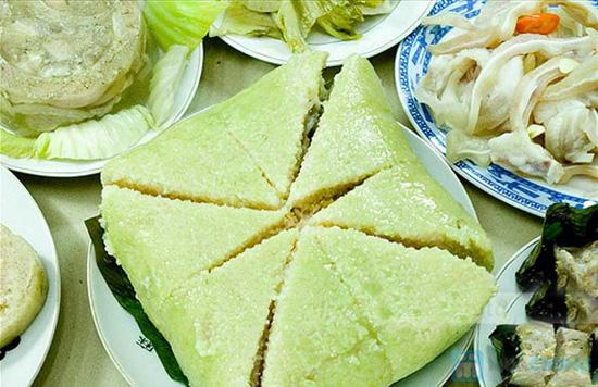 Cặp bánh chưng gạo nếp cái hoa vàng - Chỉ 155.000đ/01 cặp (2.6 kg) - 5