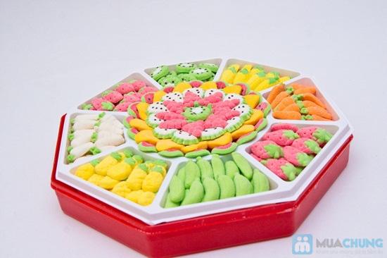 Kẹo dẻo cho ngày Tết thêm xuân, trọng lượng 1.1 kg - Chỉ 130.000đ/hũ - 4