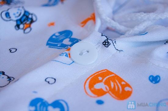 áo khoác thun tai thỏ dành cho bé - Chỉ 68.000đ/ 01 chiếc - 4