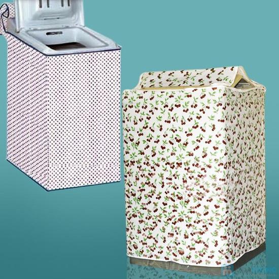 Vỏ bọc máy giặt cửa trên - Tăng cường bảo vệ tuổi thọ cho máy giặt của gia đình bạn - Chỉ 50.000đ - 1
