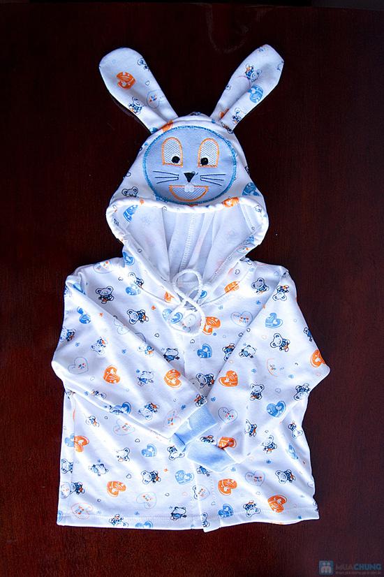 áo khoác thun tai thỏ dành cho bé - Chỉ 68.000đ/ 01 chiếc - 3