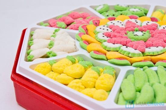 Kẹo dẻo cho ngày Tết thêm xuân, trọng lượng 1.1 kg - Chỉ 130.000đ/hũ - 2