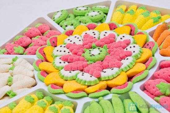 Kẹo dẻo cho ngày Tết thêm xuân, trọng lượng 1.1 kg - Chỉ 130.000đ/hũ - 5