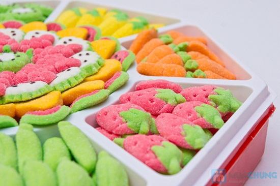 Kẹo dẻo cho ngày Tết thêm xuân, trọng lượng 1.1 kg - Chỉ 130.000đ/hũ - 3