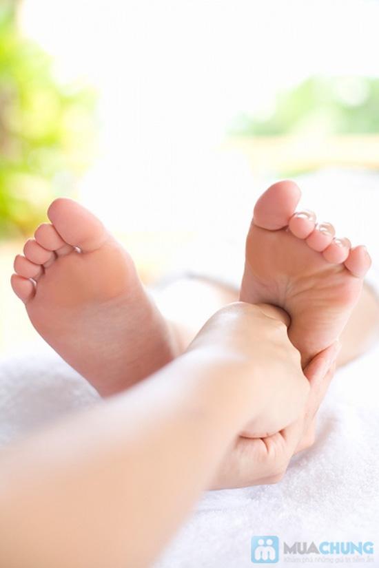 Gói Foot Massage + Đá nóng tại La Santé Spa - 1