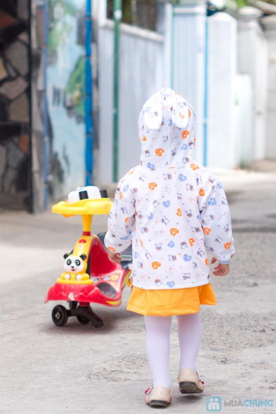 áo khoác thun tai thỏ dành cho bé - Chỉ 68.000đ/ 01 chiếc - 11
