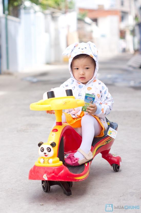 áo khoác thun tai thỏ dành cho bé - Chỉ 68.000đ/ 01 chiếc - 6
