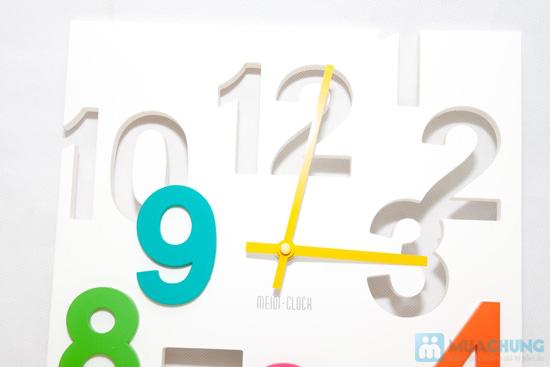 Đồng hồ 3D treo tường - Chỉ 130.000đ/01 Chiếc - 4