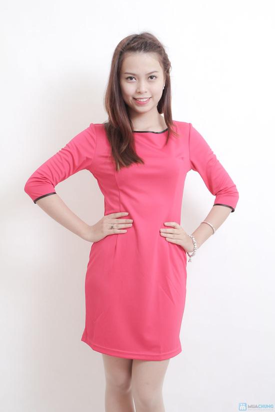 Váy đỏ cho nữ - 2