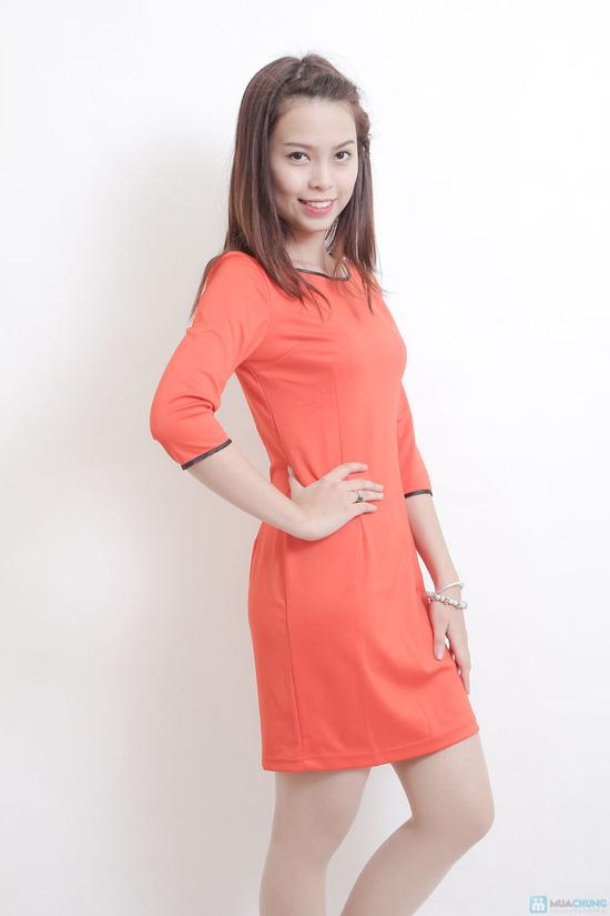 Váy đỏ cho nữ - 4