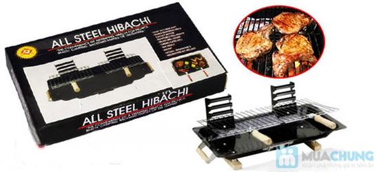 Bếp nướng than hoa All Steel Hibachi - 2