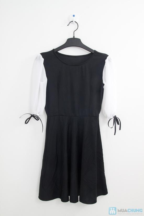 Đầm tiểu thư xinh xắn cho bạn gái đáng yêu - Chỉ 130.000đ/chiếc - 6