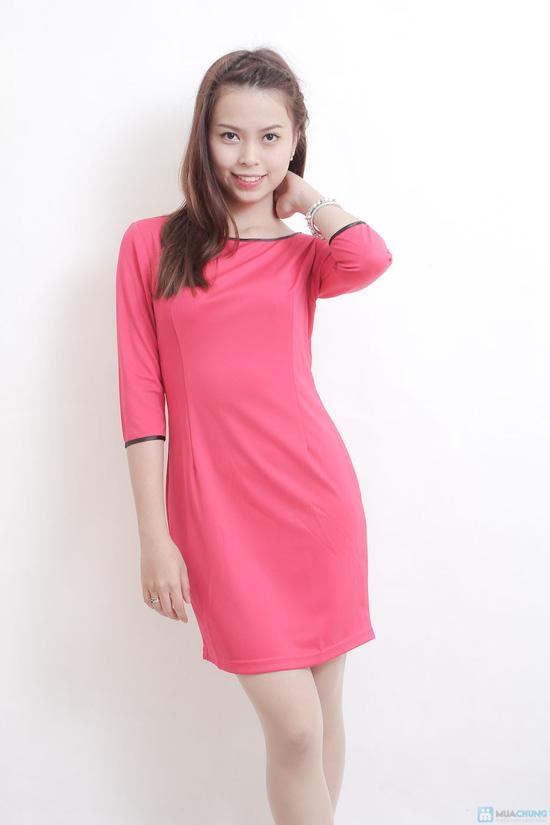 Váy đỏ cho nữ - 1