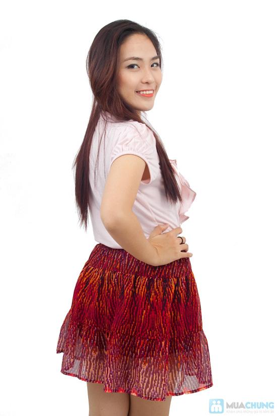 Chân váy voan nổi bật, điệu đà cho bạn gái - Chỉ 85.000đ - 5