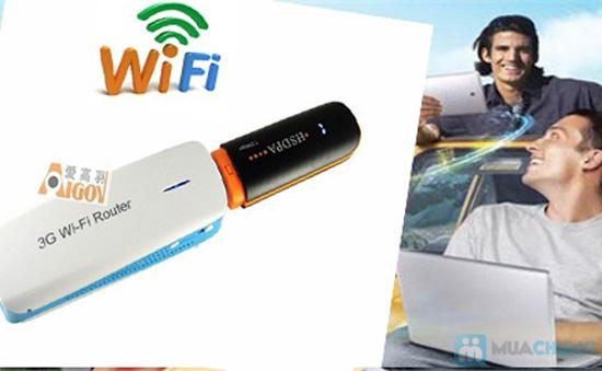 3G Wifi Router - Bộ phát wifi đa năng - Chỉ 399.000đ - 6