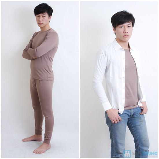 Bộ quần áo giữ nhiệt cho nam giới - 5