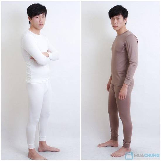 Bộ quần áo giữ nhiệt cho nam giới - 4