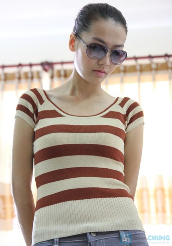 Dịu dàng và nữ tính với áo len dệt kim - Chỉ 79.000đ/ 01 chiếc - 6