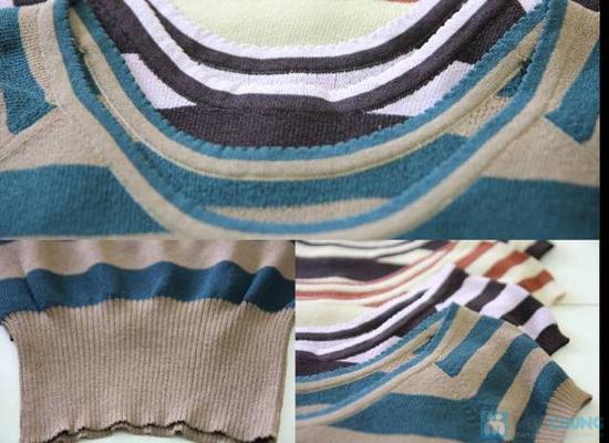 Dịu dàng và nữ tính với áo len dệt kim - Chỉ 79.000đ/ 01 chiếc - 9