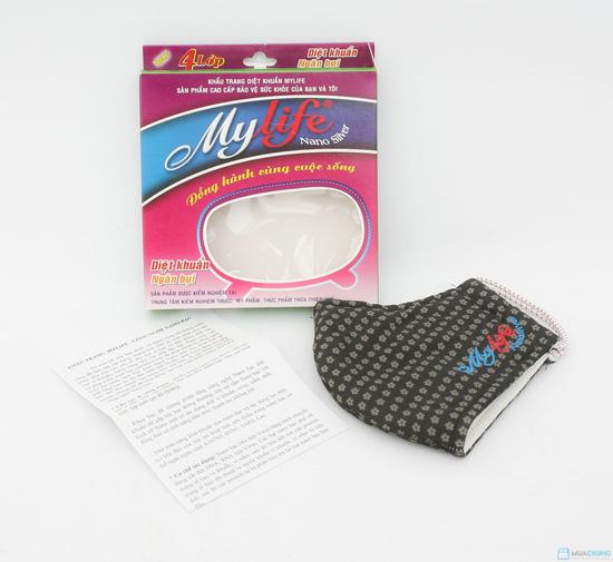 Khẩu trang công nghệ nano Mylife - 5