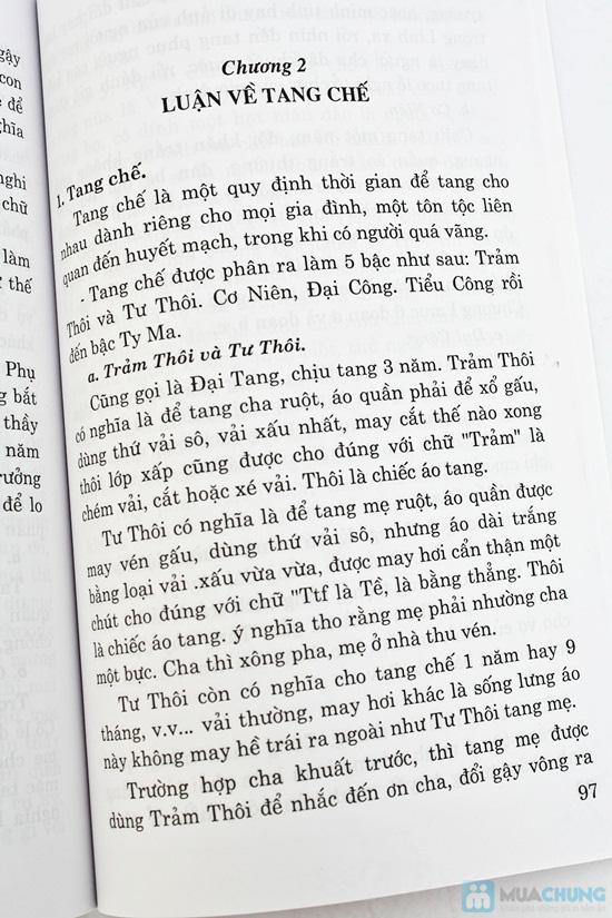 Tập văn cúng gia tiên + Thọ mai gia lễ - phong tục dân gian về cưới hỏi ma chay của người Việt Nam. Chỉ với 47.000đ - 10