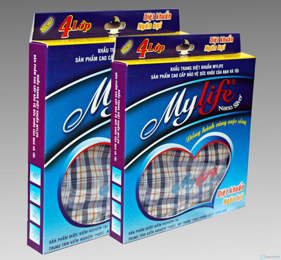 Khẩu trang công nghệ nano Mylife - 2