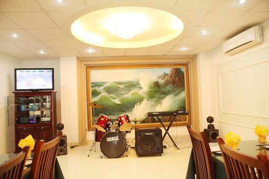 Set ăn nhà hàng Bắc Triều Tiên - 15
